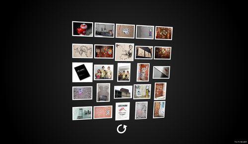 tiltviewer - gallery home